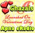 Apna eRadio - Ghazals Channel: Jagjit & Chitra Singh, Mehdi Hassan, Ghulam Ali, Pankaj Udhaas, Noor Jehan